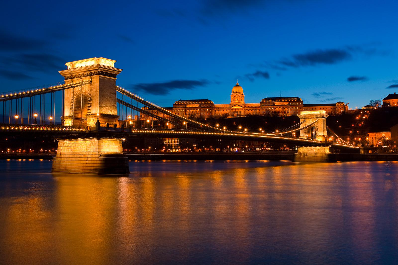 Budapešť - co navštívit a vidět za památky