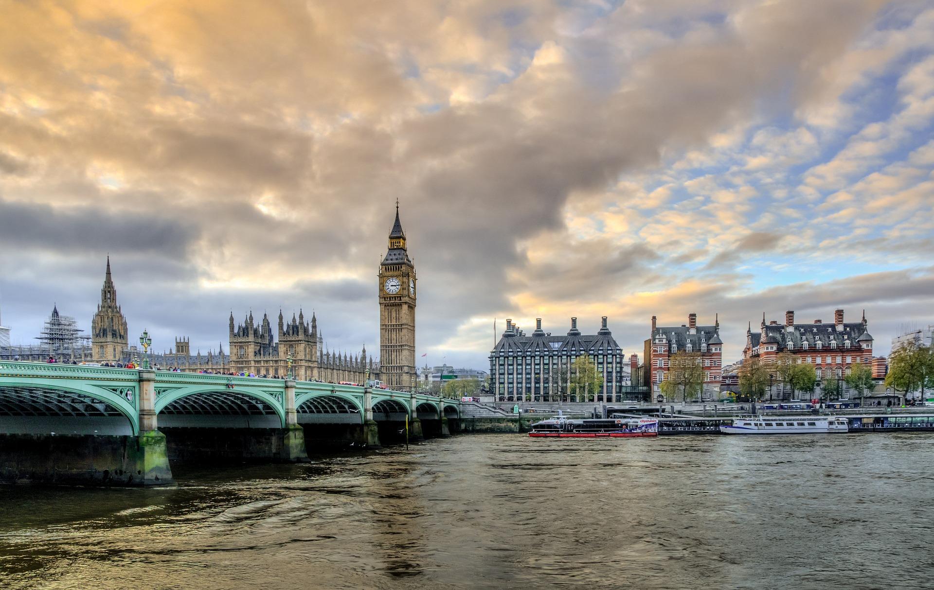 Kam zajít v Londýně a co vidět za památky