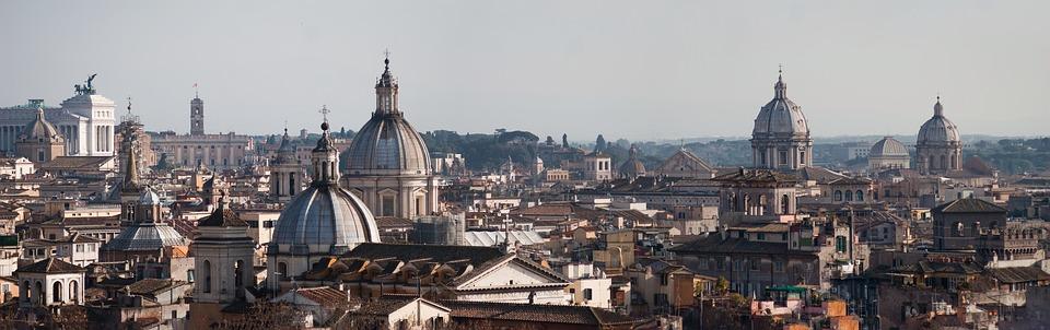 Kam zajít v Římě a co vidět za památky