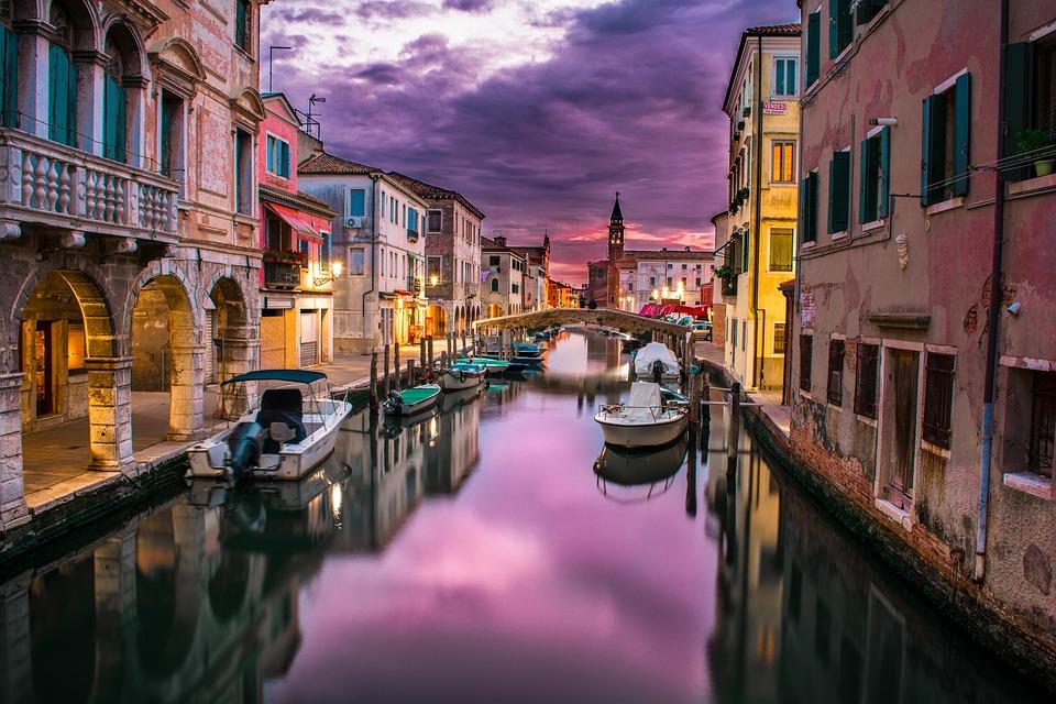 kam zajít v Benátkách a co vidět za památky