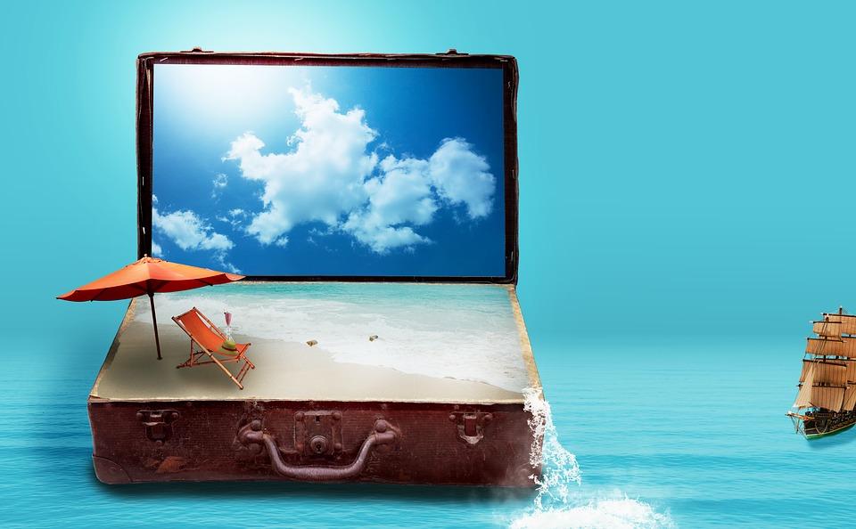 Co si vzít na dovolenou k moři, aby vám nic nechybělo