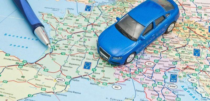 Jak cestovat autem po Evropě - praktické rady
