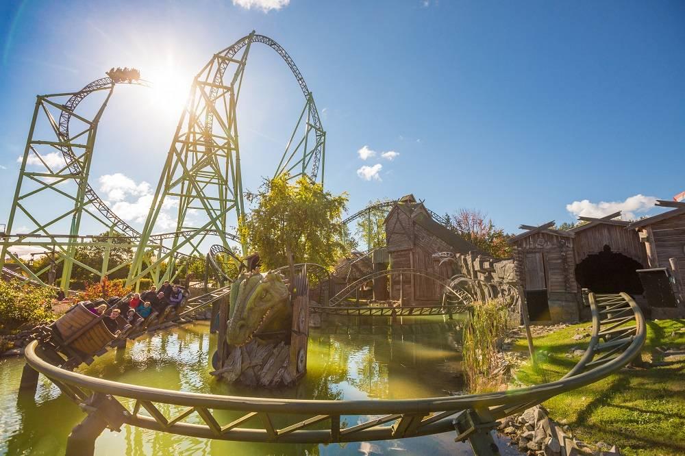 Tipy na nejlepší zábavní parky Německo