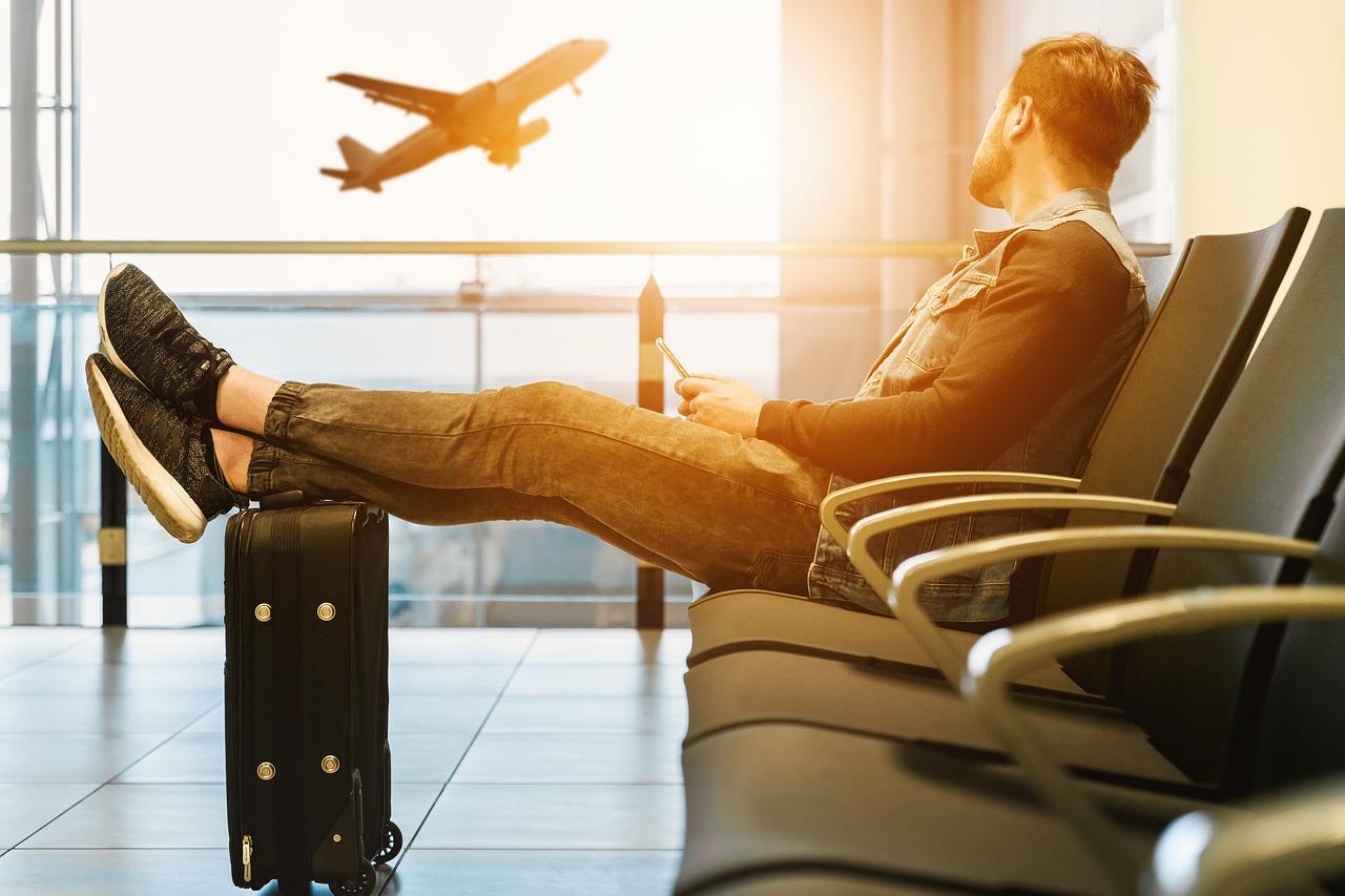 Velikost a váha příručního zavazadla do letadla