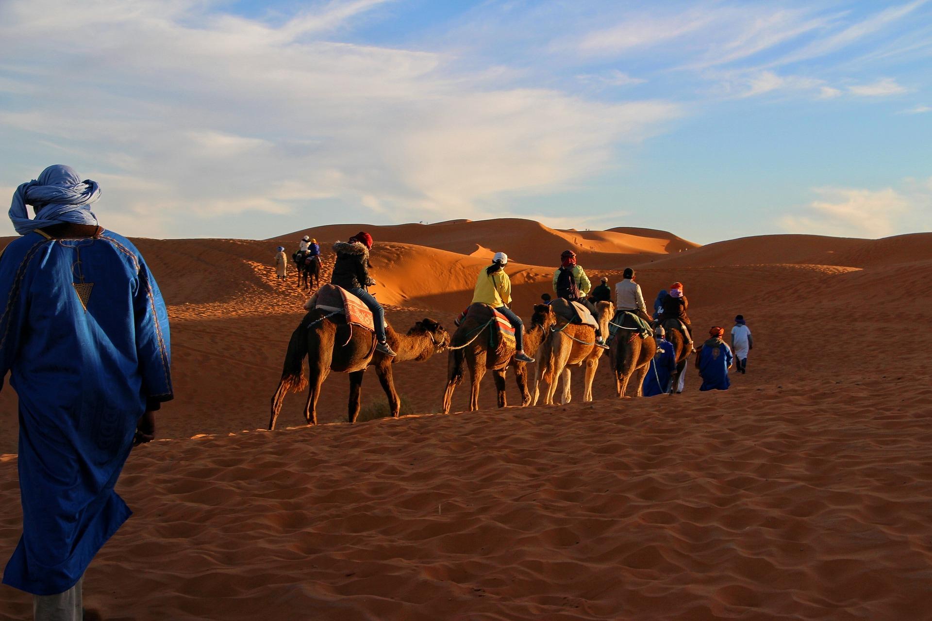 Dovolená v Maroku - zkušenosti