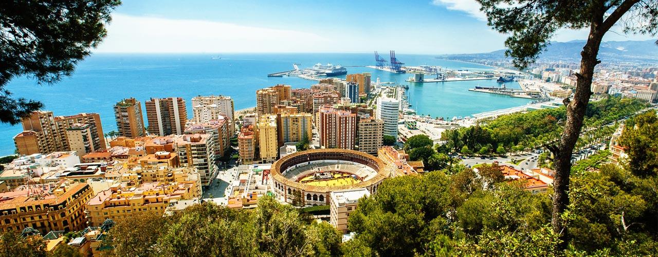 Málaga Španělsko - zajímavosti, rady, co navštívit za památky