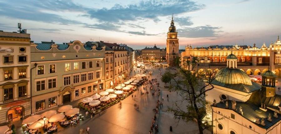 Kam v Krakově - památky, zajímavosti, parkování