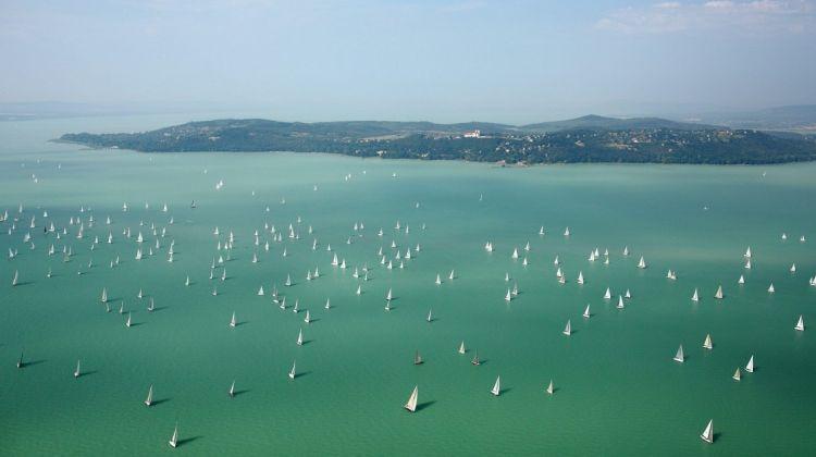 Maďarsko - dovolená u Balatonu