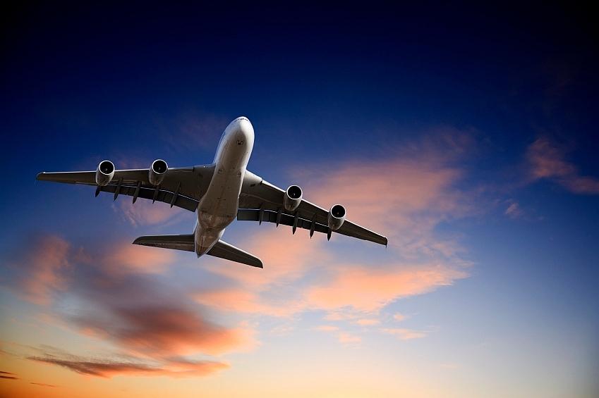 Cesta letadlem poprvé - praktické informace