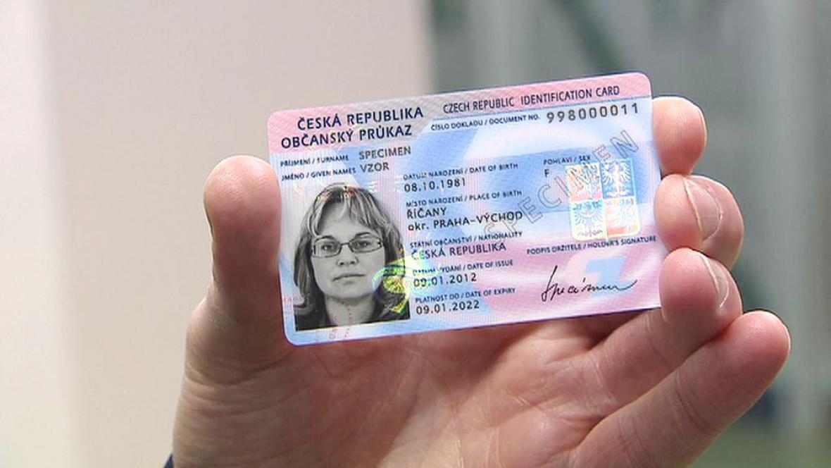 Kam lze cestovat na občanský průkaz