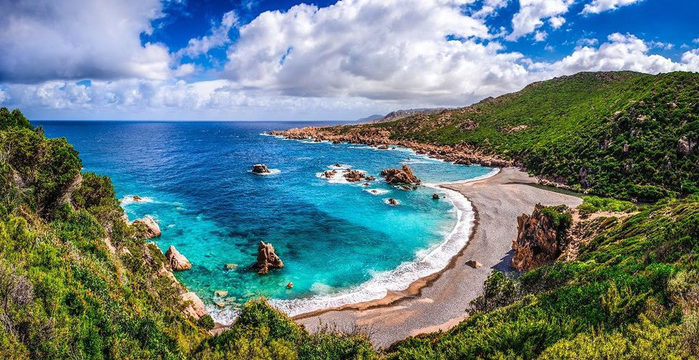 Cesta autem na Sardinii - praktické informace