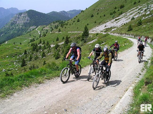 Lago di Garda na kole - tipy na cyklotrasy