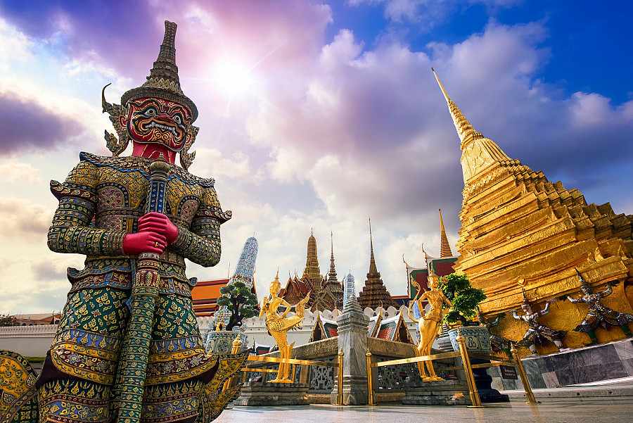 Thajsko bez cestovky - kam cestovat po Thajsku