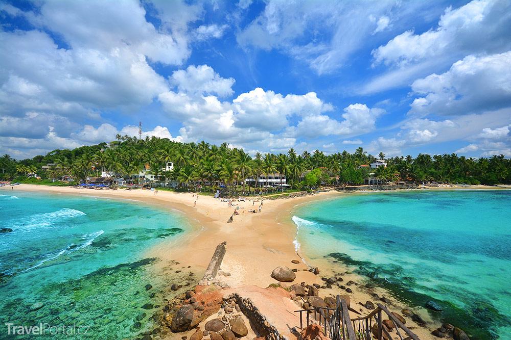 Letecky na Srí Lanku - doba letu, časový posun, kdy letět, praktické informace