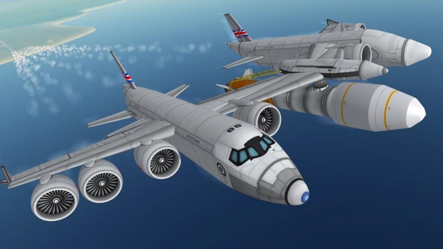 Stratolaunch - největší letadlo na světě