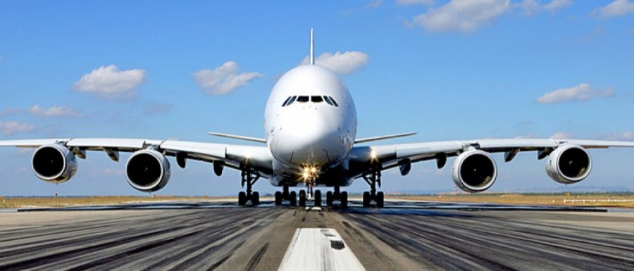 Jak sledovat let letadla