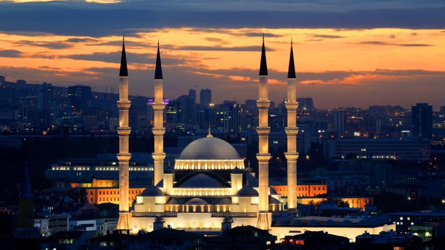 Ankara - hlavní město Turecka