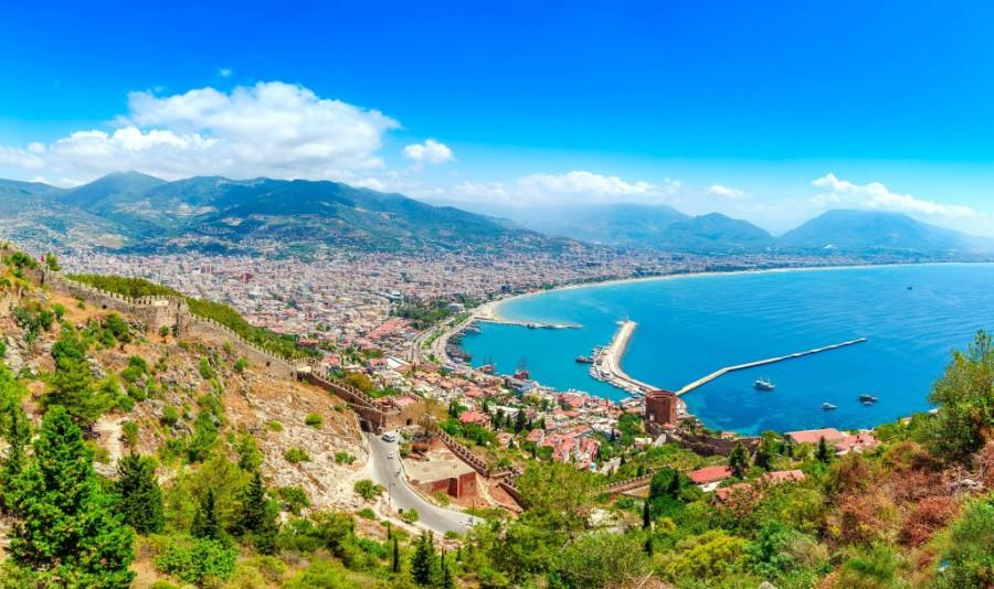 Dovolená v Turecku - informace, doprava, jídlo, počasí, zajímavosti, památky a praktické rady