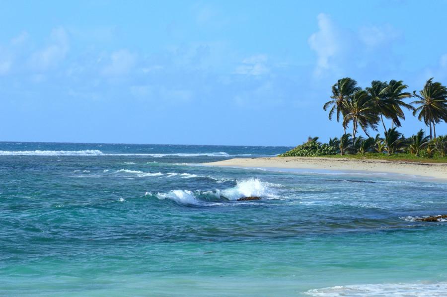 Guadeloupe: Ostrov krásných vod