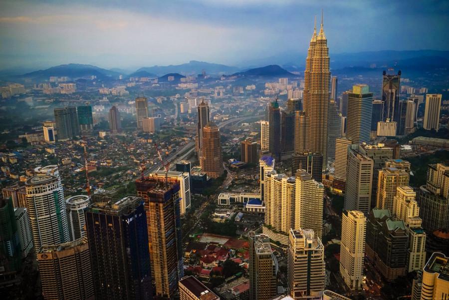 Dovolená v Kuala Lumpur - informace, doprava, jídlo, počasí, zajímavosti, památky a praktické rady