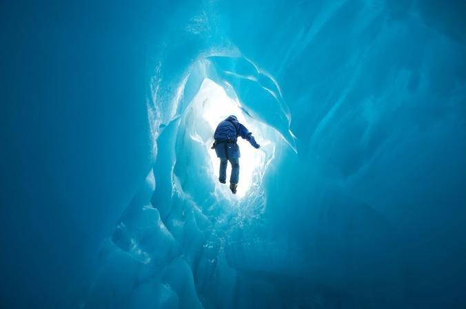 Ledovec Franz Josef na Jižním ostrově, www.nationalgeographic.com