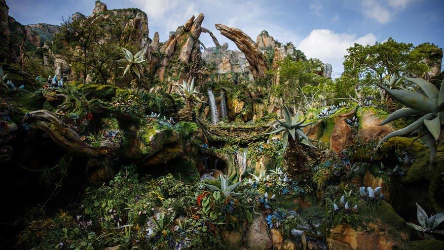 Hory na Pandoře, foto: Jay L. Clendenin
